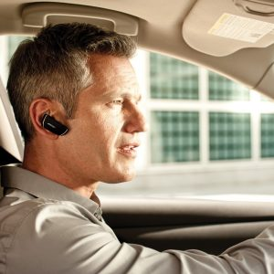 talking on a hands-free device while driving is dangerous