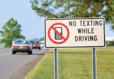 Washington State's new Anti-texting law