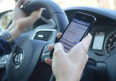 Oregon's Law to Stop Distracted Driving