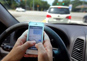 Distracted Driving Costs