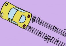 Distracted By Music When You Drive?