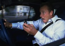 More Distracted Driving by Employees to please the Boss