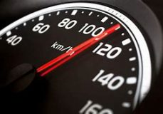 Is a Driver Texting? Check his Speedometer!